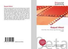 Buchcover von Raquel Alessi