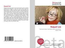 Buchcover von Raquel Lee