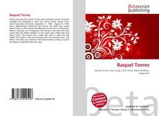 Buchcover von Raquel Torres