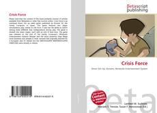 Buchcover von Crisis Force