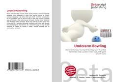 Buchcover von Underarm Bowling