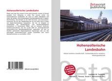 Hohenzollerische Landesbahn的封面