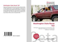 Bookcover of Washington State Route 163