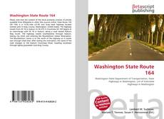 Bookcover of Washington State Route 164