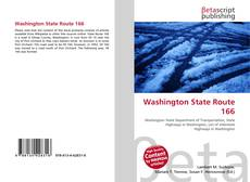 Bookcover of Washington State Route 166