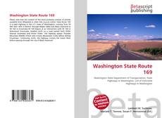 Bookcover of Washington State Route 169