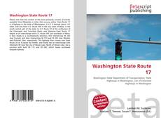 Bookcover of Washington State Route 17