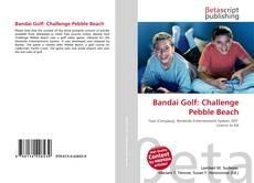 Capa do livro de Bandai Golf: Challenge Pebble Beach