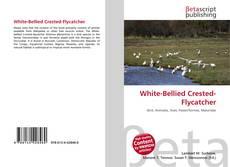 Capa do livro de White-Bellied Crested-Flycatcher