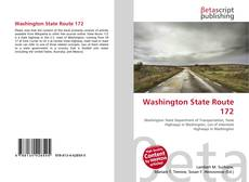 Bookcover of Washington State Route 172