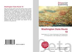 Bookcover of Washington State Route 18
