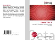 Capa do livro de Robert Veitch