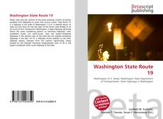 Bookcover of Washington State Route 19