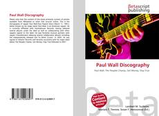 Capa do livro de Paul Wall Discography