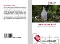 Capa do livro de White-Bellied Duiker