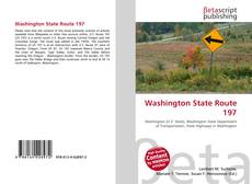 Bookcover of Washington State Route 197