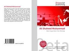 Buchcover von Ali Shaheed Muhammad