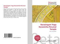 Couverture de Narasingam Yoga Narasimha Perumal Temple