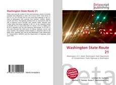 Bookcover of Washington State Route 21