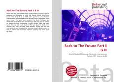 Обложка Back to The Future Part II & III