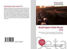 Bookcover of Washington State Route 213