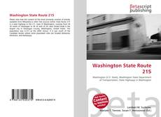 Bookcover of Washington State Route 215