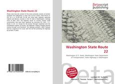 Bookcover of Washington State Route 22