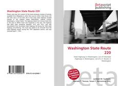 Bookcover of Washington State Route 220