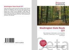 Bookcover of Washington State Route 221