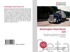 Bookcover of Washington State Route 224