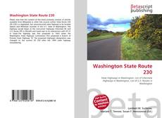 Bookcover of Washington State Route 230
