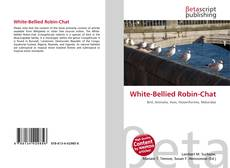 Couverture de White-Bellied Robin-Chat