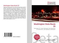 Обложка Washington State Route 25