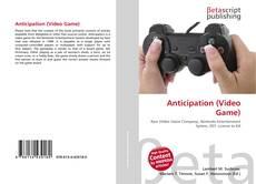 Buchcover von Anticipation (Video Game)