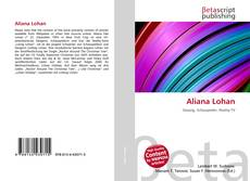 Bookcover of Aliana Lohan