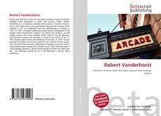 Robert Vanderhorst的封面