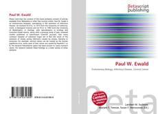 Capa do livro de Paul W. Ewald