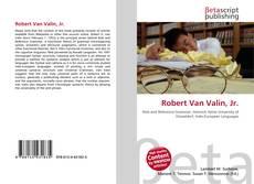 Buchcover von Robert Van Valin, Jr.
