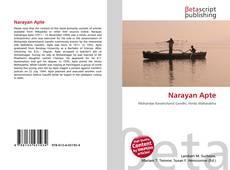 Bookcover of Narayan Apte
