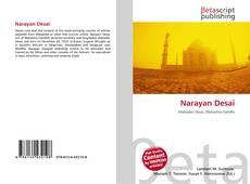 Bookcover of Narayan Desai