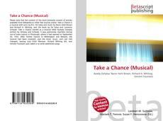 Portada del libro de Take a Chance (Musical)