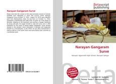 Bookcover of Narayan Gangaram Surve