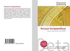 Обложка Narayan Gangopadhyay