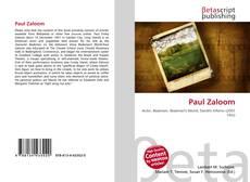 Buchcover von Paul Zaloom