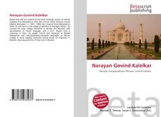 Bookcover of Narayan Govind Kalelkar