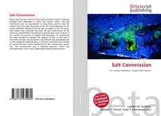 Bookcover of Salt Commission