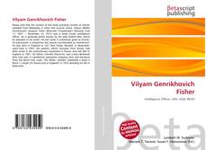 Bookcover of Vilyam Genrikhovich Fisher