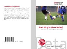 Bookcover of Paul Wright (Footballer)