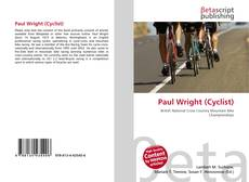 Buchcover von Paul Wright (Cyclist)