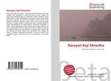 Обложка Narayan Kaji Shrestha